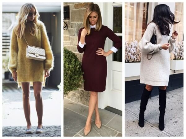 Winter & summer casual dresses for women  Guide for Winter Wardrobe To Keep You Stylish