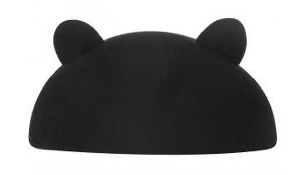 Women beret with ears for winter season