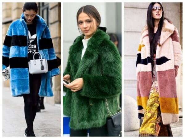 Women's fringe coats or faux fur coats for winter season Winter Special Women's Stylish Jackets