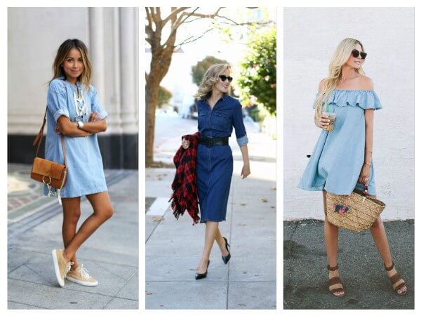 Denim Dress 10 Perfect Summer Dresses for Women