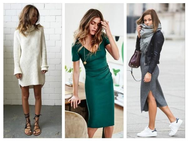 Dresses Autumn Wardrobe Basic Essentials for Women