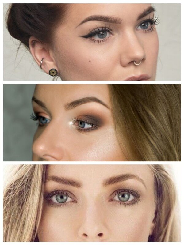 Eyebrows and Eyelashes Magical Ways To Enlarge Your Eyes With Makeup
