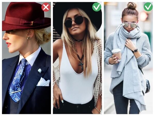 Face Accents Smart Tips On How To Wear Accessories