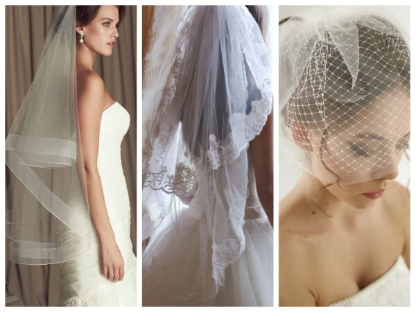 Bridal Veils Wedding Accessories for Brides: Let's Shop Your Special Day