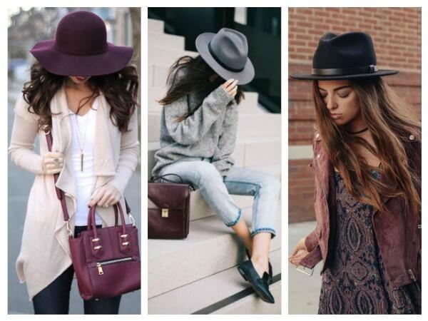 Hat  Ways to Wear a Winter Hat & Scarves for Women