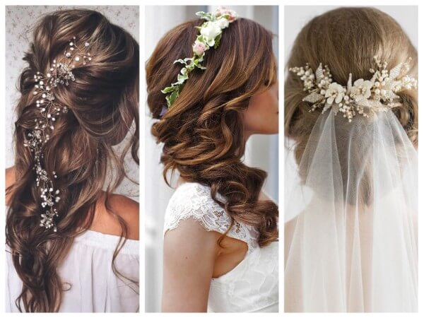 Hairstyle & Hair Accessories Wedding Accessories for Brides: Let's Shop Your Special Day