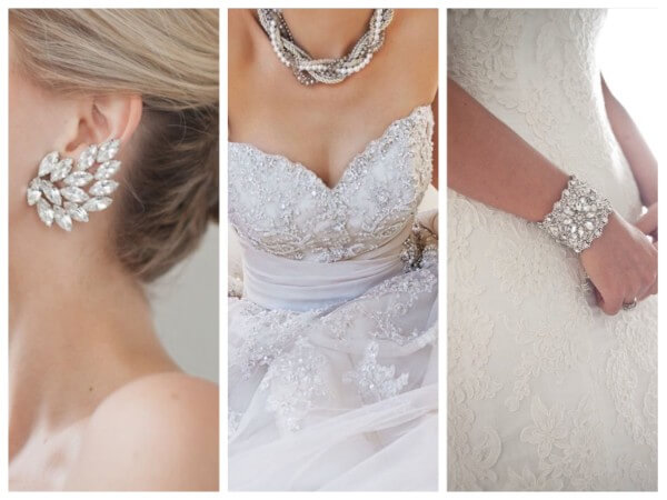 Jewelry Wedding Accessories for Brides: Let's Shop Your Special Day