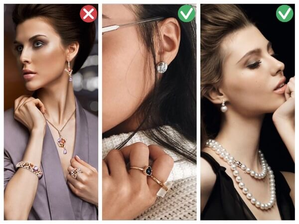 Jewelry Sets Smart Tips On How To Wear Accessories
