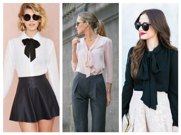 Bow Blouses Fashionable Blouses You Don't Wanna Miss In 2020