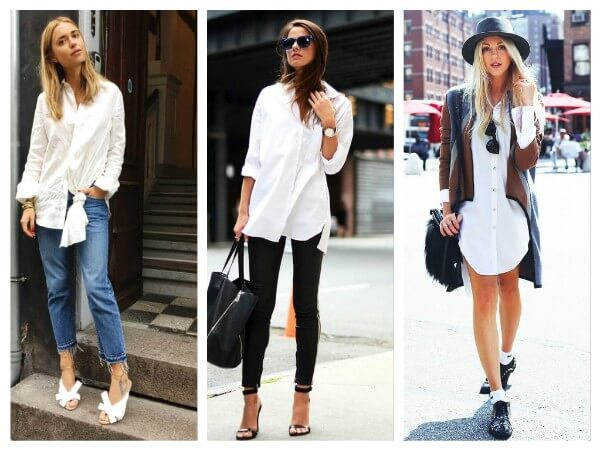 Male style Shirt Blouse Fashionable Blouses You Don't Wanna Miss In 2020