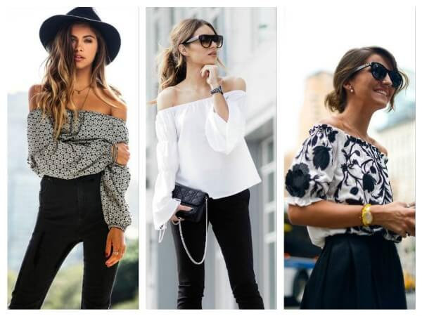Off Shoulder Blouses Fashionable Blouses You Don't Wanna Miss In 2020