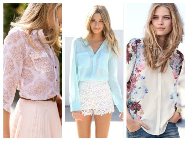 Chiffon Blouses Fashionable Blouses You Don't Wanna Miss In 2020