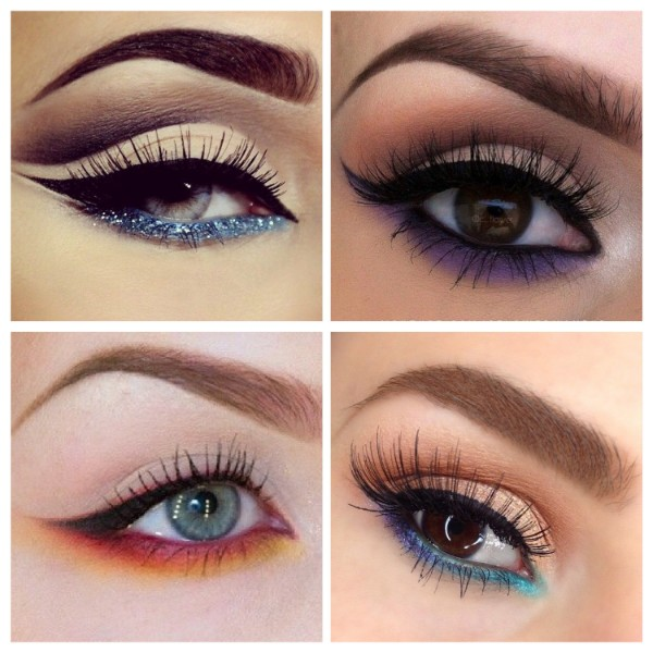 Makeup on the Lower Eyelid Romantic Makeup To look Fab This Valentine's Day