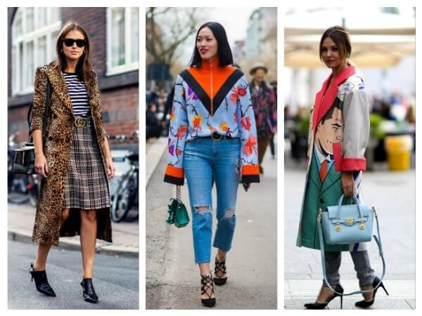 Bright Prints Street Style: Go And Grab The Best Outfits