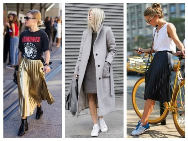Contrast Combinations Street Style: Go And Grab The Best Outfits