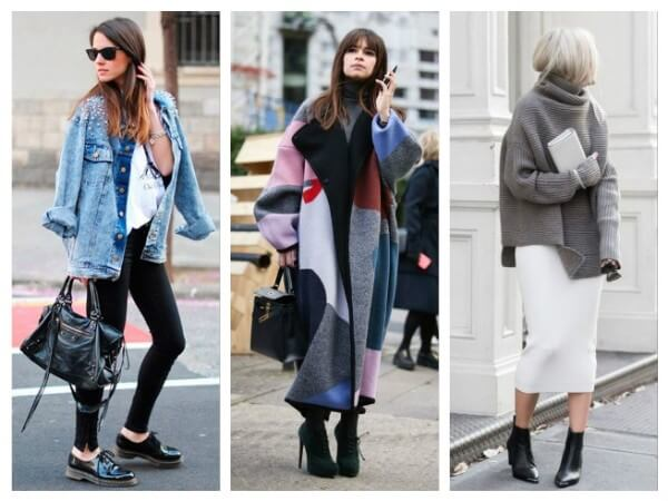 Oversize Street Style: Go And Grab The Best Outfits