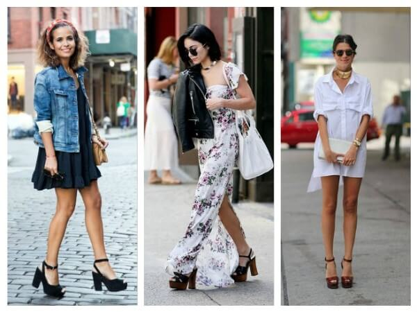 Platform Sandals How To Wear Platform Shoes: Your Personal Style Guide