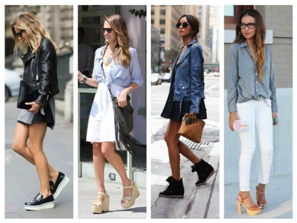 Platform Shoes Classification How To Wear Platform Shoes: Your Personal Style Guide