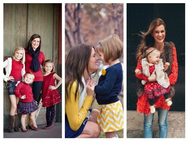 Mom & Daughter Outfit Ideas - Get Ready For Stylish Parenting