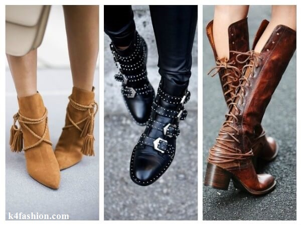 Women Trendy Shoes-Boots for This Fall/Winter