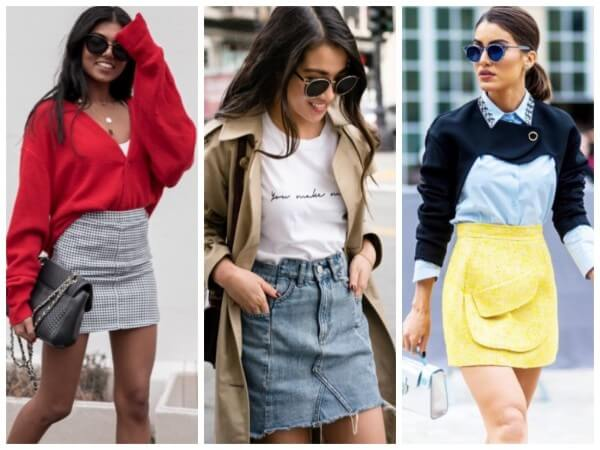 Mini Skirt Fashion Things From The 90S :Let's Go Back To Old Days