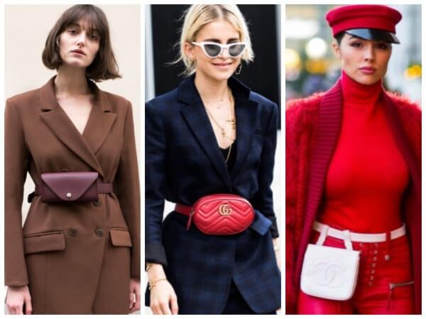 Waist Bag Fashion Things From The 90S :Let's Go Back To Old Days