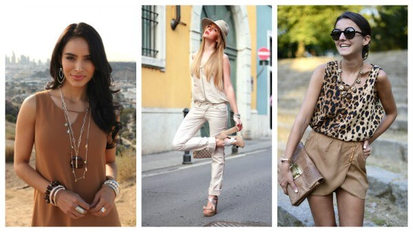 Accessories Safari Style Clothing Trends: Let The Journey Begin