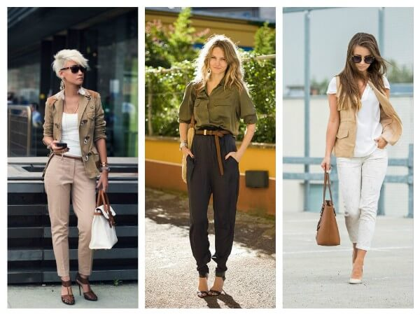 Blouses, Jackets, Vests Safari Style Clothing Trends: Let The Journey Begin
