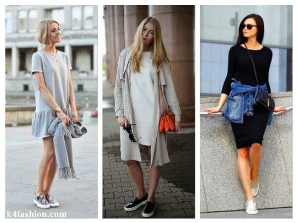 The Dress Tips to Wear Slip On Shoes for Girls With Different Outfits