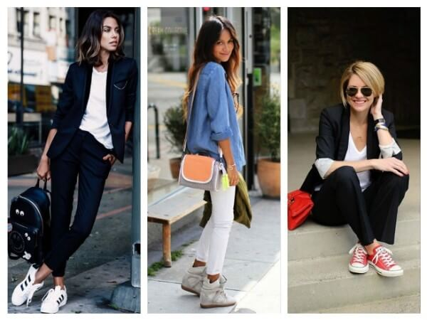 Pants How To Wear Sneakers Tips for Every Fashion Girl