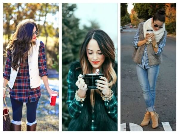 Shirt and Vest Stylish Ways To Wear Your Check Pattern Shirts