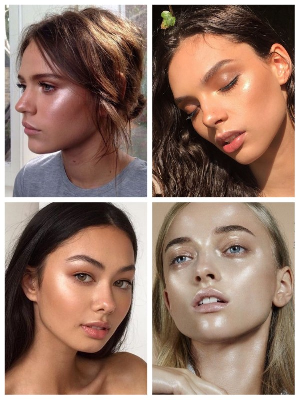 Wet Effect Romantic Makeup To look Fab This Valentine's Day