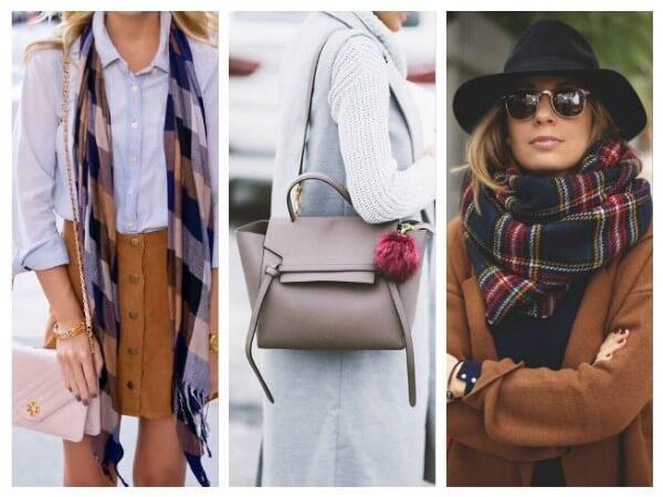 Accessories Autumn Wardrobe Basic Essentials for Women