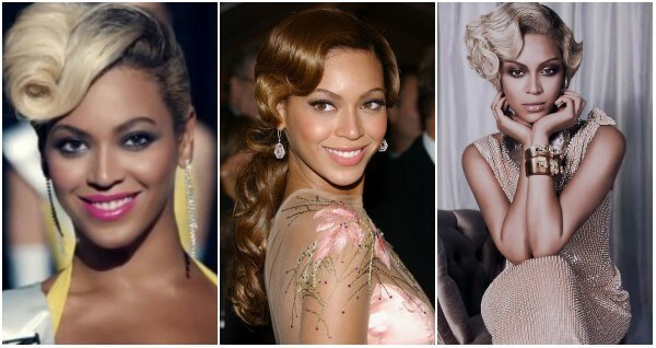 classic upstyle Beyonce's Hairstyles Beyonce's Hairstyles, Hair Cuts & Colors
