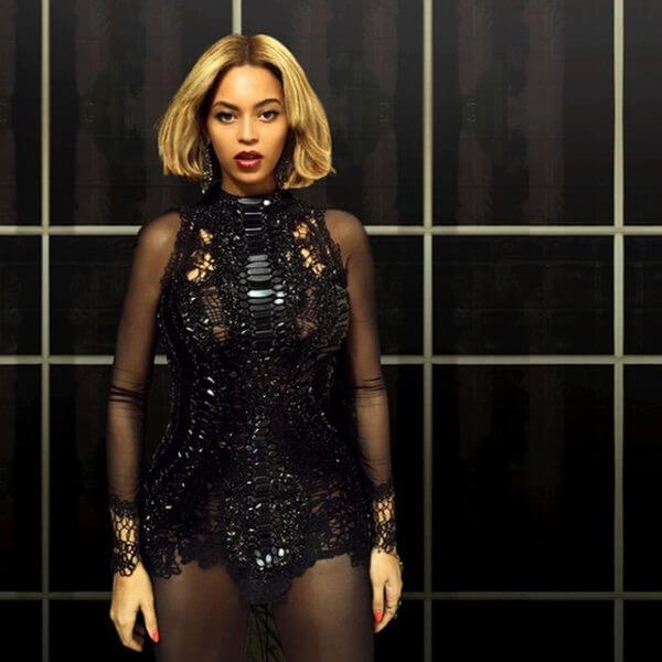 Beyonce sexy bob cut hairstyle & haircut Beyonce's Hairstyles, Hair Cuts & Colors