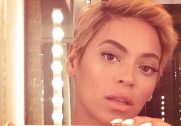 Beyonce pixie cut haircut & hairstyle Beyonce's Hairstyles, Hair Cuts & Colors