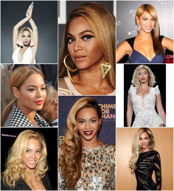 Beyonce classic hairstyles  Beyonce's Hairstyles, Hair Cuts & Colors