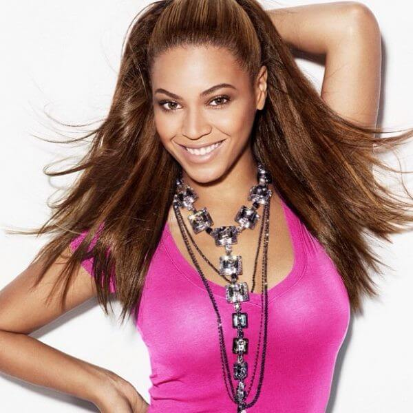 Beyonce album crazy in love hairstyle Beyonce's Hairstyles, Hair Cuts & Colors