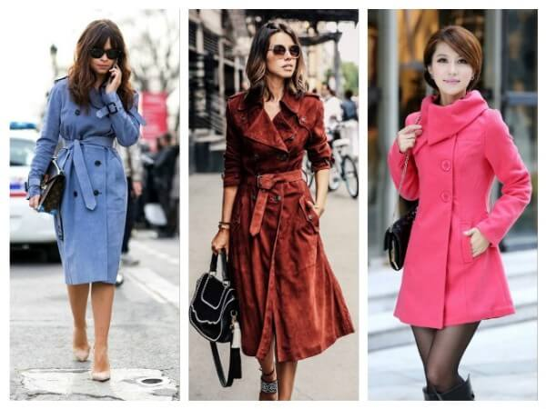 Perfect Coat Models for Hourglasses This Winter Choose Right Coat According to Your Body Type