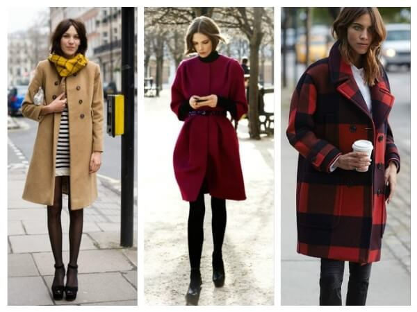 Ideal Coat Models for Rectangle Shaped Figure This Winter Choose Right Coat According to Your Body Type