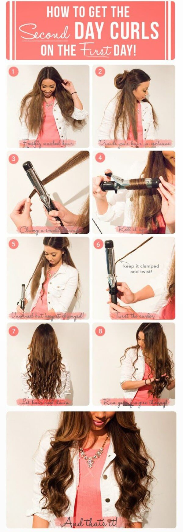 Textured Curls learn how to Curl Your Hairs Step by Step Guide
