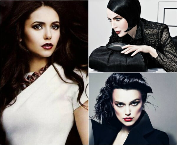 Vamp HairStyles: Where Does The Wind Blow From? Sexy Vamp Hairstyles Inspired from Hollywood