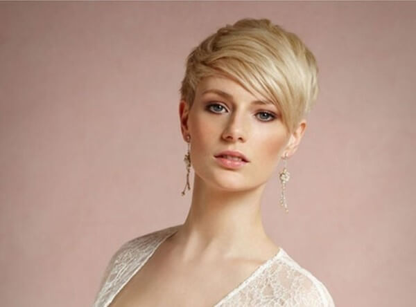 If You're A Serious Girl Trending Bridal Hairstyles For Long & Short Hairs