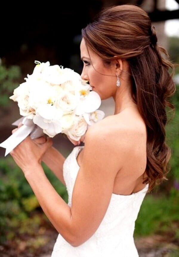 Vintage Bridal Hairstyle Trending Bridal Hairstyles For Long & Short Hairs