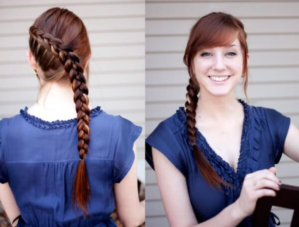 Weave Your Braid Backwards