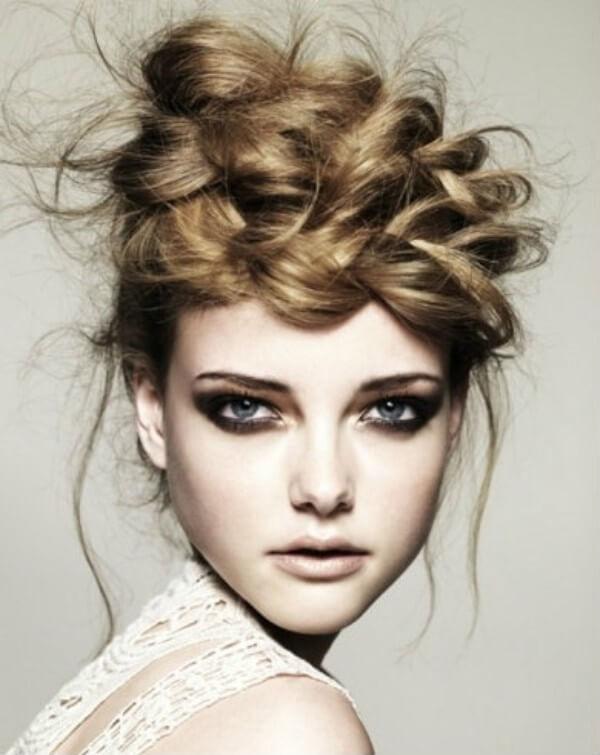 Braided Hairstyle Ideas: Nest