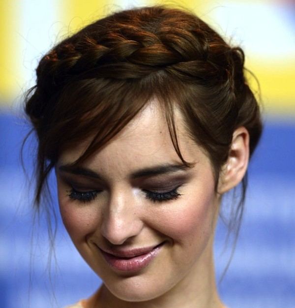 Braid Hairstyles: Turn Into A Humble Woman It's a great way to meet your loved one's parents!