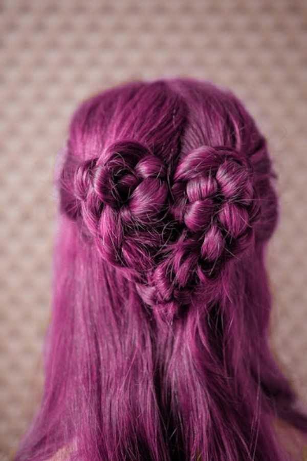 Braid Hairstyles: Expose The Heart