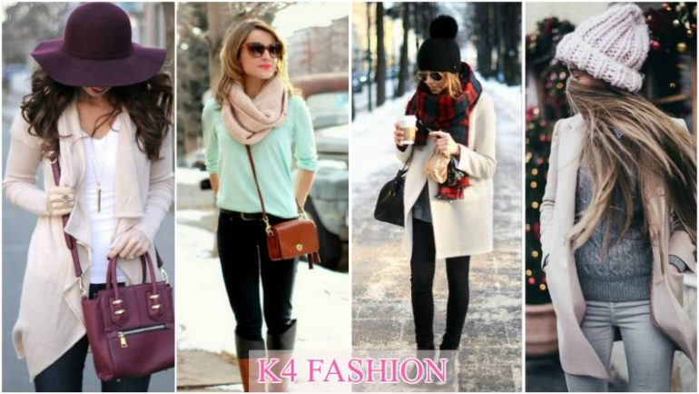 Ways to Wear a Winter Hat & Scarves for Women