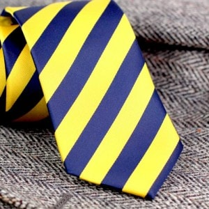 Bold striped tie for any occasion How to Select Tie To Match Tweed Jacket